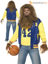 Mens Teen Wolf Costume - Large