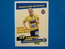 Panini Pro League 2016 n.369 Jans Waasland-Beveren