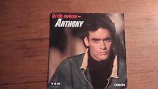 45T vintage - anthony delon - qu'elle revienne