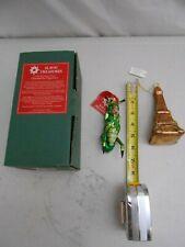 """Lot New Tags Hop A Long 5.5"""" Slavic Treasures 501A Blown Glass 2 Ornament'S Nib"""
