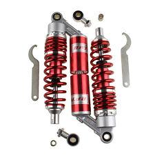 360mm 370mm Motorcycle Cylinder Air Rear Suspension Shock Absorber Spring Damper