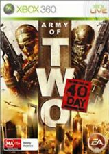 Army of Two The 40th Day Xbox 360 Game USED