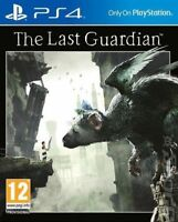 The Last Guardian PS4 Mint - 1st Class Fast Delivery