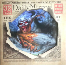 """IRON MAIDEN Empire Of The Clouds Picture disc vinyl 12"""" EUROPEAN edition rsd MLP"""