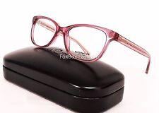 COACH HC 6072 5329 Eye Frames Eyeglasses Glasses Full Rim Pink Glitter - 50mm
