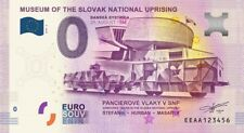 Billet Touristique 0 Euro - Museum of the slovak national uprising - 2018-2