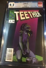 CGC 9.2 Teether #1 NM  X-MEN # 234 HOMAGE COVER LIMITED TO 300 COPIES WORLD WIDE