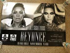 Beyonce I Am Sasha Fierce Original 40�x27� Rare Album Promo Poster