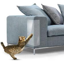New listing 8Pcs Pet Cat Scratch Guard Mat Cat Scratching Furniture Sofa Protector Z99