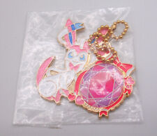 "Pokemon Ichiban Kuji Sylveon gem 2"" metal keychain charm figure toy Japan"