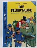 Carlsen Super Comics - Die Blauen Boys - Die Feuertaufe - Z1