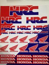 HRC Honda Enjoy Sticker Sheet