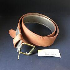 Linea Pelle cognac pu belt 32/34