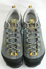 Treksta Granite Men's Trail Hiking Trekking Shoes Size 10 Graphite Never worn