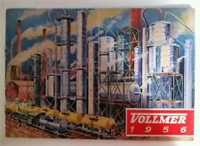 Catalogo di tutta la produzione VOLLMER del 1956