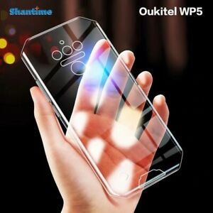 CLEAR Case Soft Bumper Slim TPU Cover Shockproof Silicone For Oukitel WP5