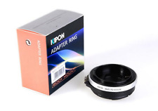 New KIPON Lens Adapter Ring -Canon FD SLR lens To CANON M,SHIFT FD-EOS M