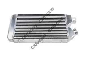 CXRacing FRONT MOUNT Intercooler 25.5x11.25x3 same side For Optima Nissan