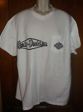 Brand New Harley Davidson T Shirt Dealer San Diego California Motorcycle XL