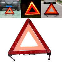 Large Warning Car Triangle Reflective Road Emergency Breakdown Safety Hazard New