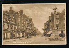 Gloucestershire TEWKESBURY High St Frisby's Store c1920s? PPC by Frith