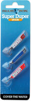 Blue Fox Super Duper 3-Piece Spoon Lure Kit Trout & Bass Fishing Spoon Set