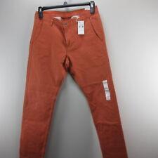 Mens Pants Orange Dockers Slim Fit Tapered W 32 X L 30 The Broken Inn Dress