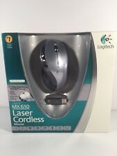 Logitech MX610 Laser Cordless Mouse Brand New In Box