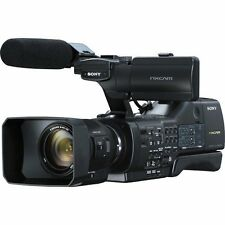 Sony NEX-EA50UH Camcorder with 18-200mm Servo Zoom Lens!! BRAND NEW!!