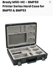 Brady Hard Case For Bmp51 Bmp53 Label Thermal Printer