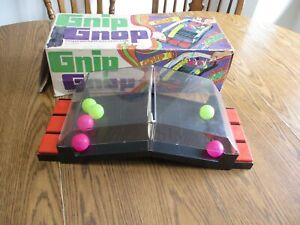 Vintage 1971 Gnip Gnop Parker Brothers Slap Happy Game Complete Original Box