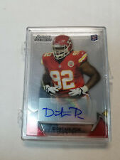 Dontari Poe 2012 Sterling Rookie Autograph Card #34