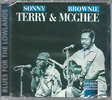 Sonny Terry & Brownie McGhee. Blues For The Lowlands (2000) CD NUOVO SIGILLATO