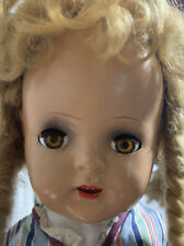 Unmarked Arranbee R&B Nancy Face Mold All Composition 20� Vintage Doll