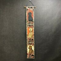 "Labrador Retriever Dog Woven Tapestry Wall Hanging Art Hunting Dog Gift Long 38"""