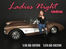 American Diorama Figure 1:24 Scale (7.5 cm) Ladies Night - Lindsay - AD-38296
