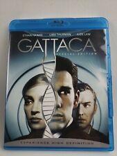 Gattaca (1997) [2008 Special Edition Blu-ray] [Sci-Fi, Thriller] Region Free