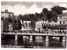 CARTOLINA LAZIO - FROSINONE - ISOLA DEL LIRI 3954 - PONTE NAPOLI