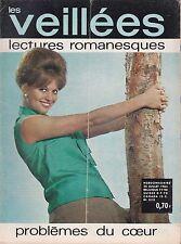 veillées Claudia Cardinale n°515 1964