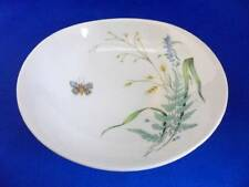 Fruit Sauce Bowl Johnson Bros England 40-50's Wildflower~Fern~Butterfly China~