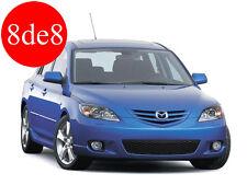 Mazda 3 (2003) - Manual de taller en CD