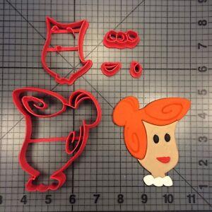 Cartoon Character 383 Cookie Cutter Set