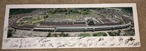 2018 INDY 500 FULL FIELD SIGNED INDIANAPOLIS MOTOR SPEEDWAY POSTER WILL POWER A
