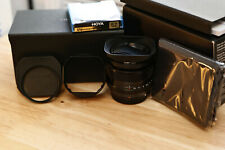 Fujifilm Fujinon XF 35mm f/1.4 R Lens - Mint with Extras and Original Packaging