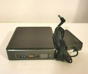 Inte NUC i5 7th Gen / 8gb / 250gb SSD/ Wifi BT Win10 Barebone HTPC Mini Computer