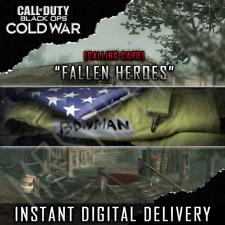 Call of Duty Fallen Heroes - Exclusive Season 5 Vanguard Warzone Calling Card