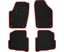S3IG TAPPETI TAPPETINI moquette velluto GTI VW POLO 4 IV 2001-2009 ovale