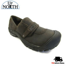 61aaec83f1e Keen Womens Kaci Slip On Shoe 1012048 Leather Cascade Brown NEW! FREE  SHIPPING!