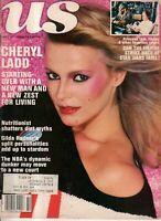 1980 May 27- Cheryl Ladd, Charlei's Angels; Star Wars; Gilda Radner; Billy Dee