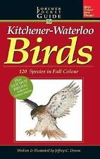 Lorimer Pocketguide to Kitchener-Waterloo Birds: 120 Species in Full Colour